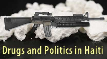 Drugs and Politics in Haiti - July 24, 2007